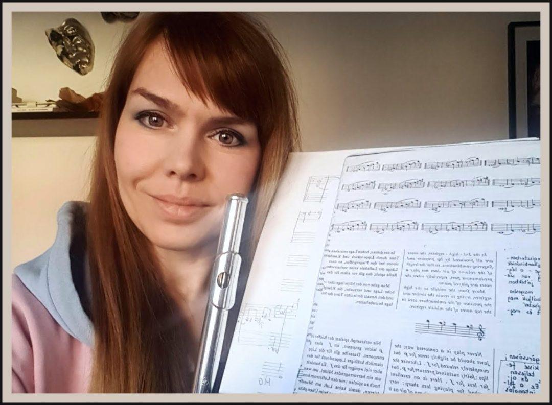 Tipps für Querflöte, Wiedereinstieg mit der Flöte